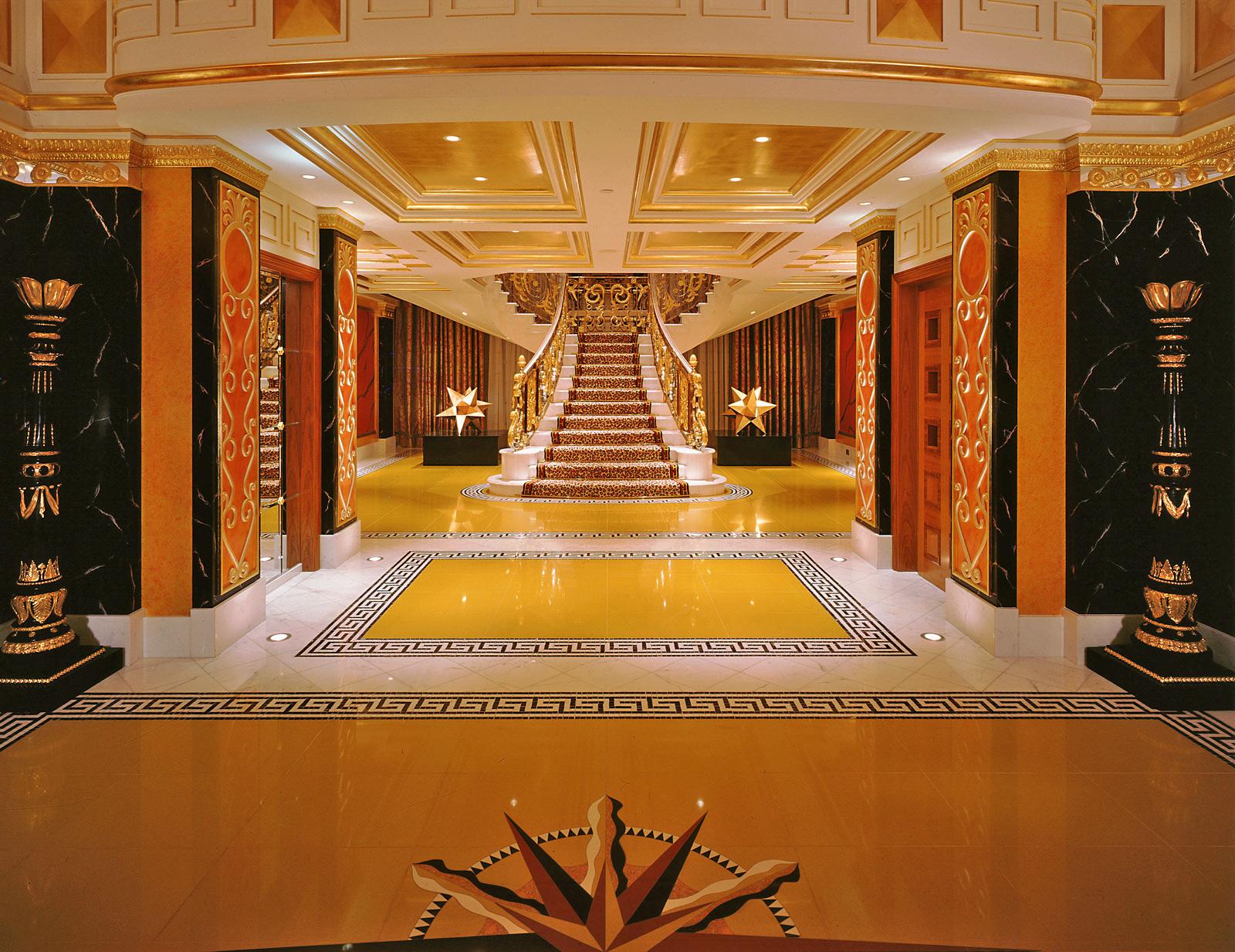Burj al arab hotel the tourist magnet of dubai latest for Al burj hotel