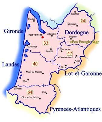 La revue de presse d'ADAFEC: Région Aquitaine : classement des