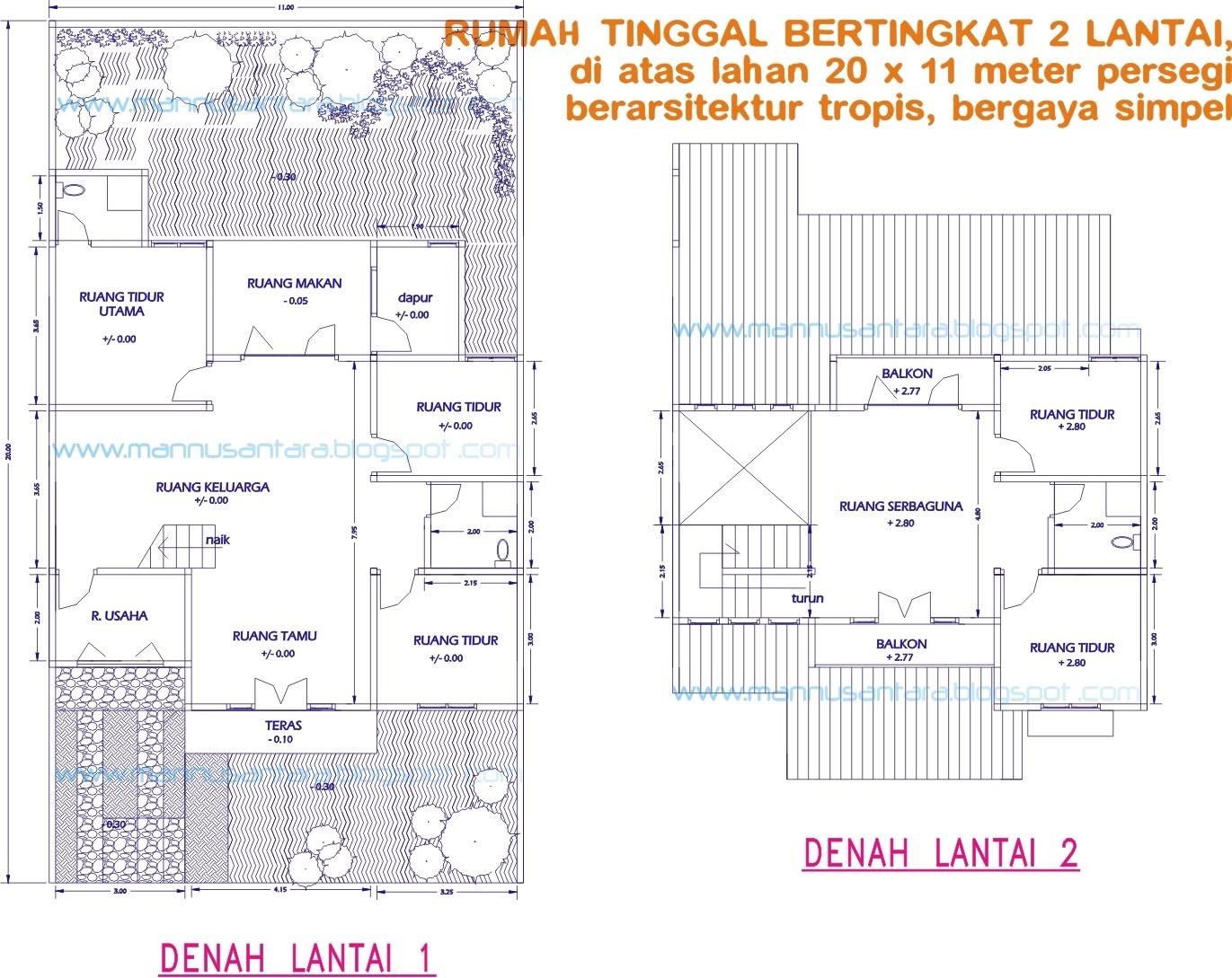 Desain Rumah Minimalis 10 X 15 M