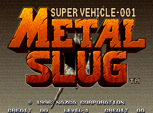 Metal slug (solo información y algunas imagenes)