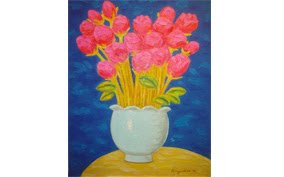 23 - The Flowers - SOLD !
