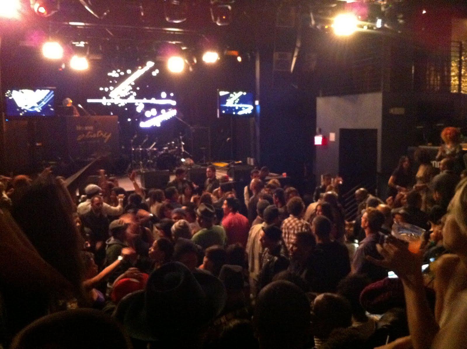 Blvd Room Nightclub Toronto