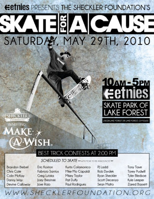 Skate For A Cause Main Event