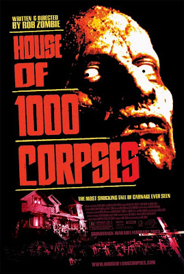 House of 1,000 Corpses Poster