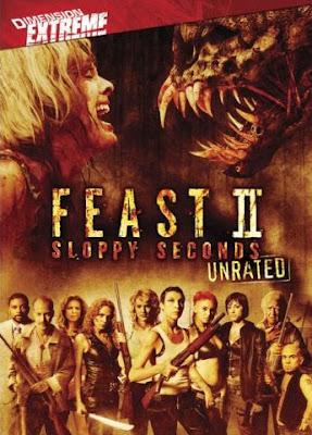 Feast 2 dvd
