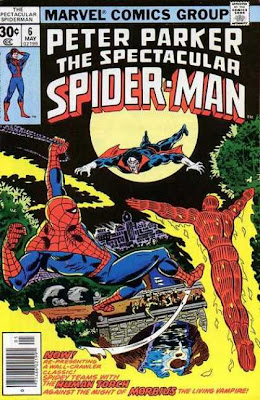 Spectacular Spider-Man #6