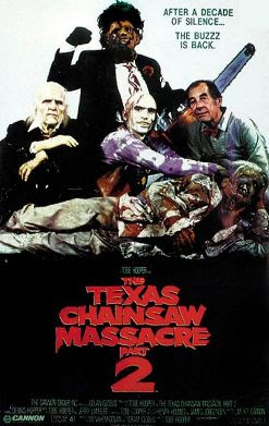 Texas Chainsaw massacre 2 dvd