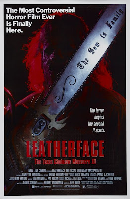 Leahterface dvd cover