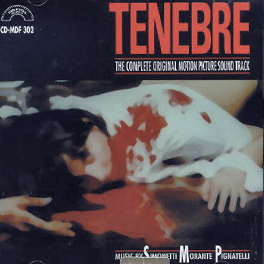 Tenebre cd Music
