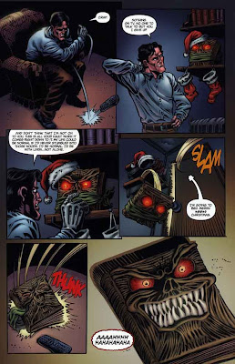 Army of Darkness Ash's Christmas Horror Graphic Novel 20