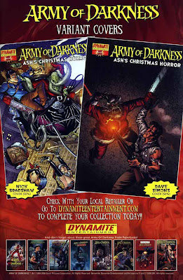 Army of Darkness Ash's Christmas Horror Graphic Novel 32