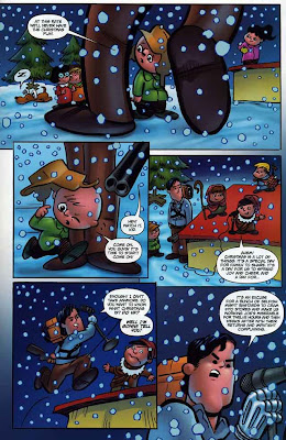 Army of Darkness Ash's Christmas Horror Graphic Novel 26