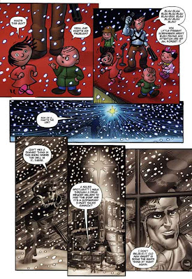 Army of Darkness Ash's Christmas Horror Graphic Novel 27