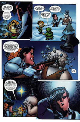 Army of Darkness Ash's Christmas Horror Graphic Novel 24
