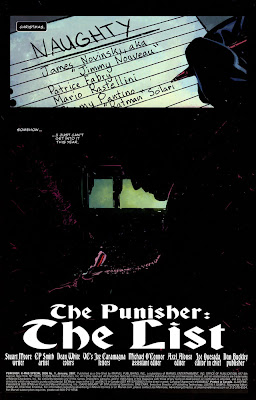 The Punisher XMas One Shot Special2