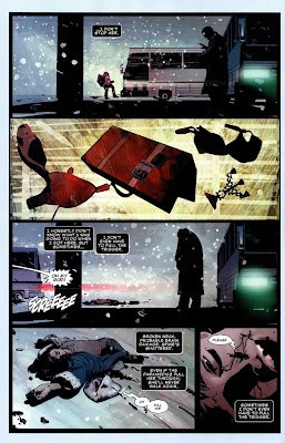 The Punisher XMas One Shot Special Conclusion22