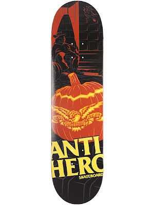 Pumpkinhead Skateboard Deck