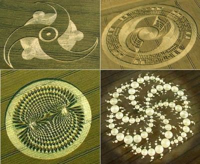 Drugs and Crop Circles