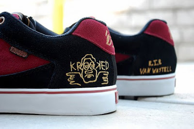 eS Square One Krooked Skateboards Collaboration Shoe