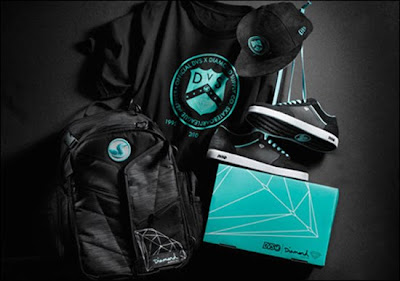 DVS Diamond Supply Company Collaboration Pack