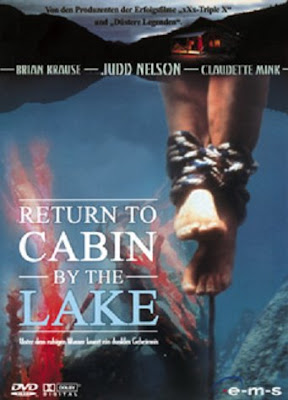 scary film review return to cabin by the lake review