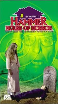 hammer horror vhs