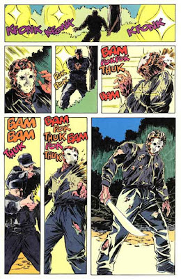 Jason Goes To Hell Comic Books7