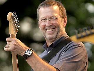 Eric Clapton Releases His Autobiography