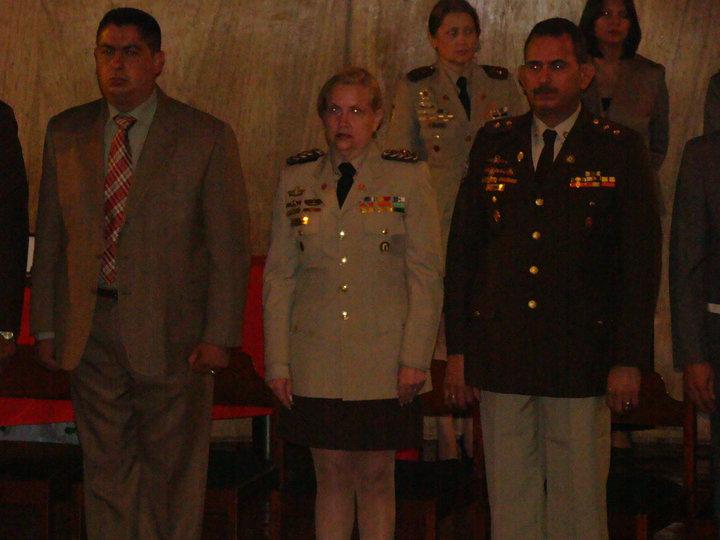 Comisario General de la Brigada de Transito Terrestre