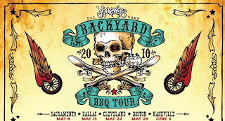 Journeys Has Announced Via Twitter That The Red Jumpsuit Apparatus Are To  Headline The Cleveland Stop Of The 2010 Journeys Backyard BBQ Tour.