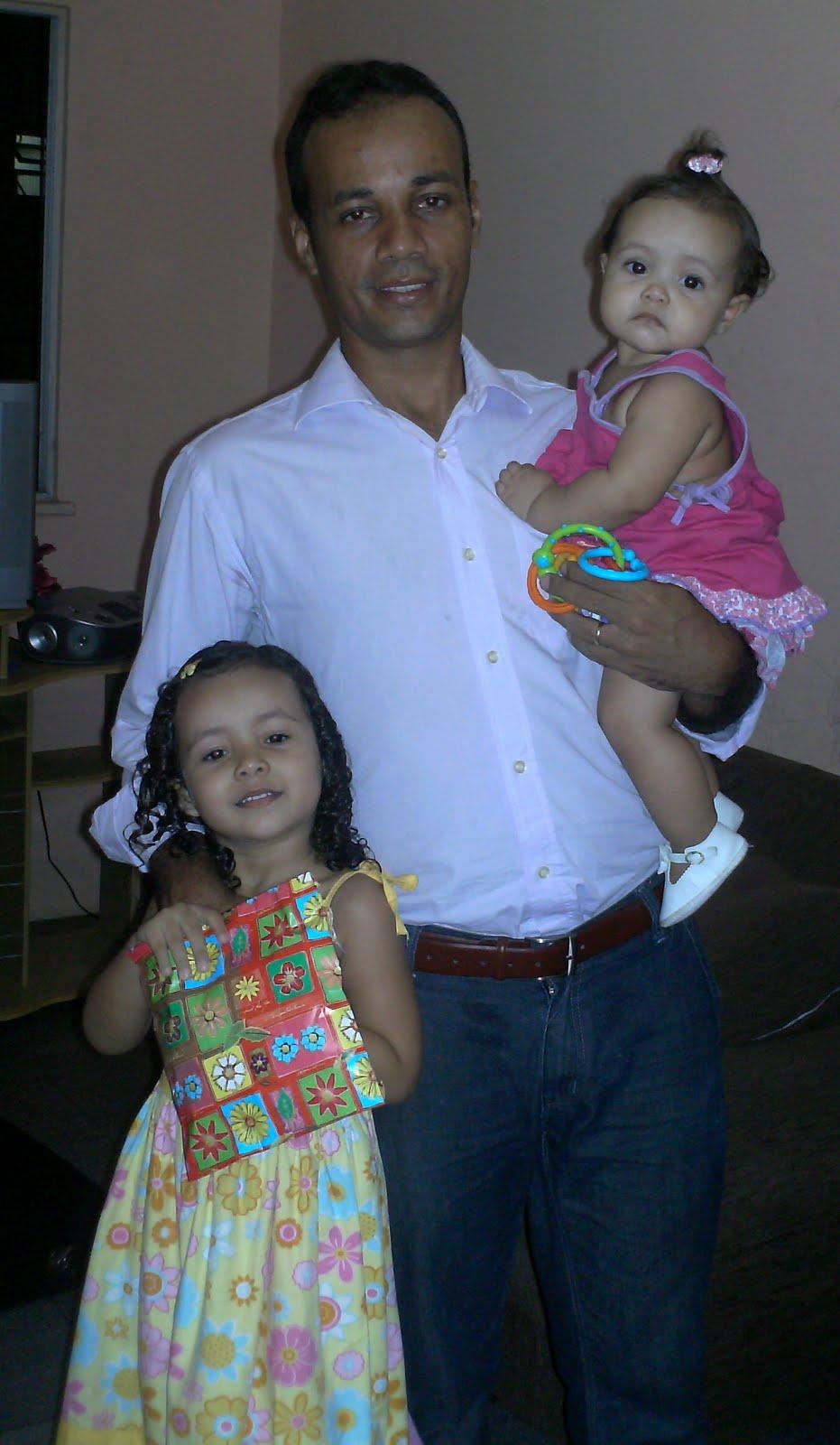 Minhas duas princesinhas