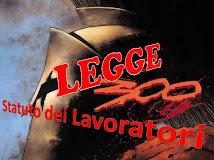 LEGGE 300 - STATUTO DEI LAVORATORI