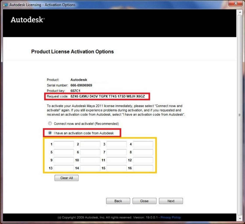 autocad 2010 activation code keygen 32 bit