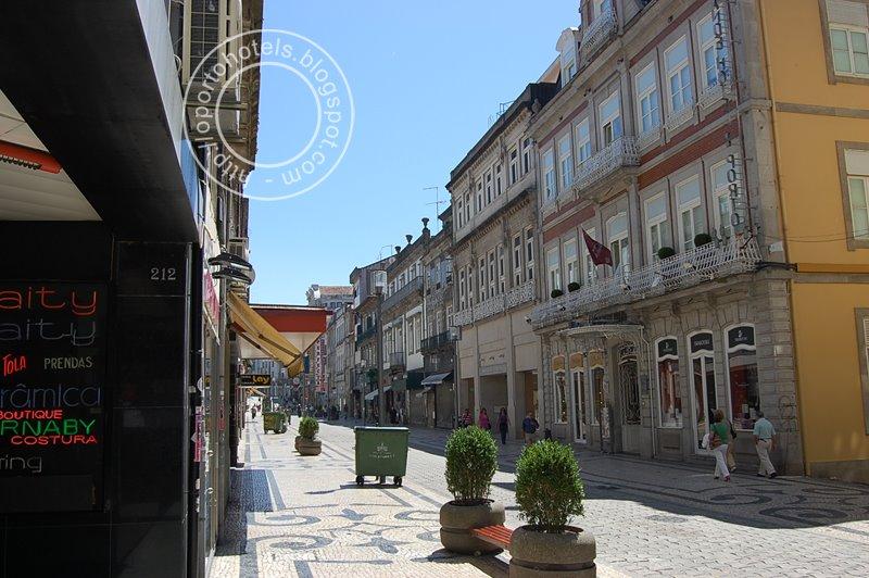 Cal ada portuguesa rua de santa catarina porto for Hotel design porto