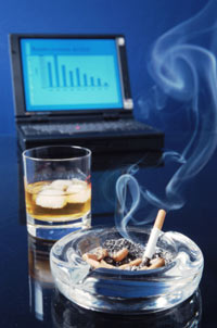 what leads to adolescents smoking essay