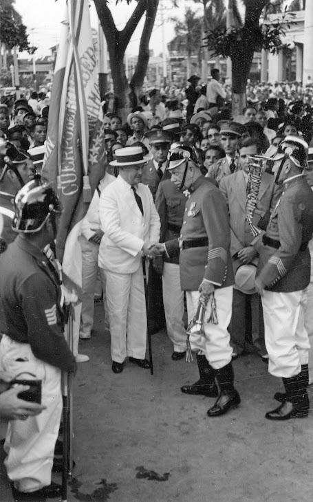 50 Aniversario del Cuerpo de Bomberos de Panamá, 1937