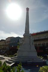 Monumento a la tragedia del Polvorin