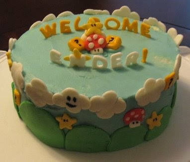 A Gamers Wife A Creative Use Of Fondant