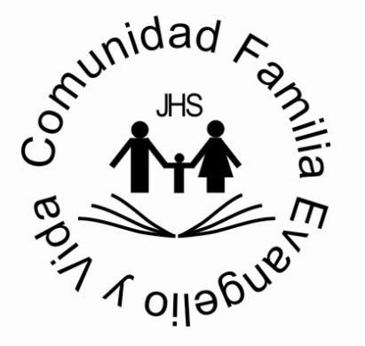 Quienes somos: La Comunidad Familia, Evangelio y Vida