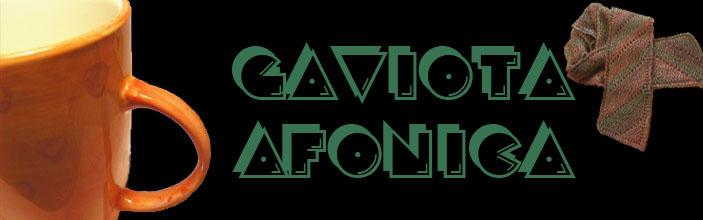 Gaviota Afónica