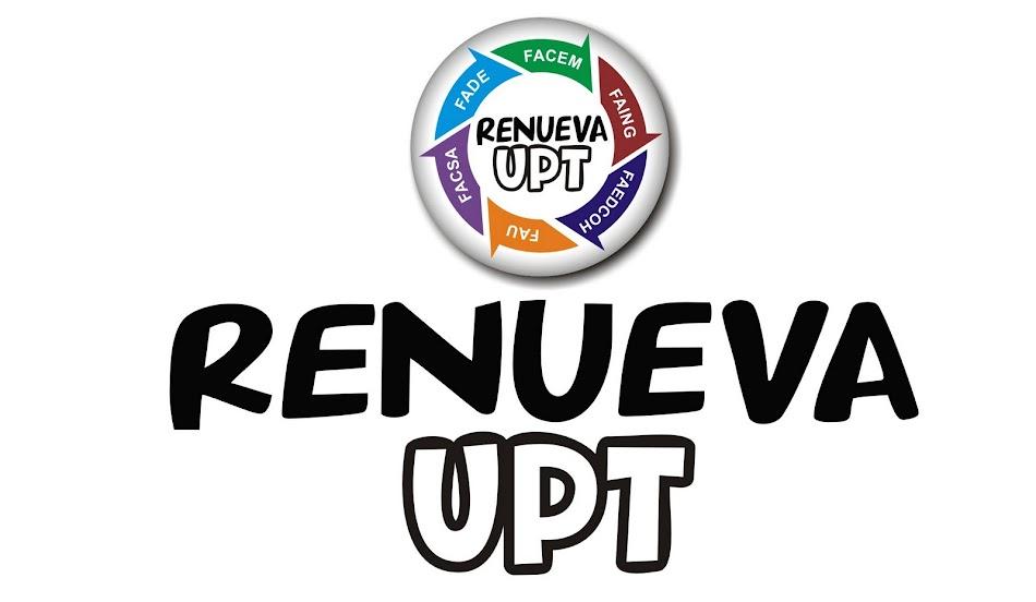 Renueva UPT