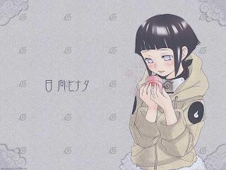 Hinata - Naruto shippuden Wallpaper