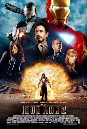 iron man 2 - film terbaru