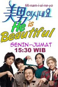 He is Beautiful - Drama Korea