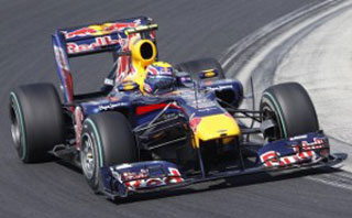 Mark Webber Juara - Hasil GP F1 Hungaria 2010