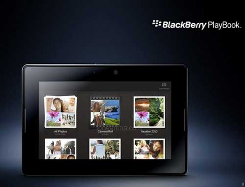 tablet blackberyy playbook