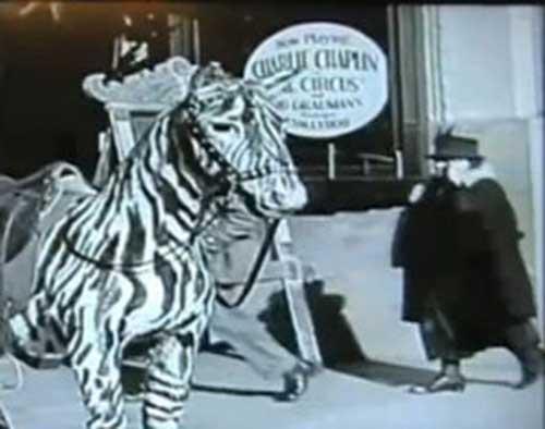 Penjelajah Waktu di Film Charlie Chaplin