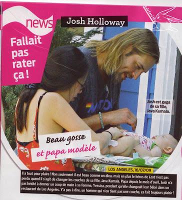 Josh : Papa ???? - Page 2 Joshy+and+bb+java