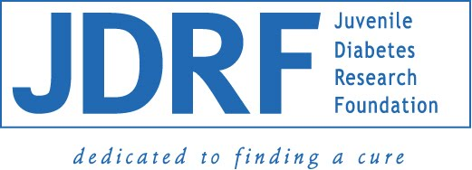 Help cure TYPE 1 diabetes. Support the fundraising efforts of JDRF.