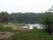 Boundary Lake,Holmes Chapel